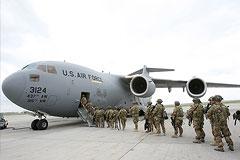 Киргизия выводит американских военных