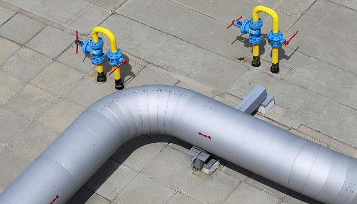 Украина вернулась к российскому газу