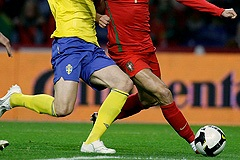 Португалия – Швеция. Трансляция