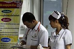 Россияне снова попали в аварию в Таиланде