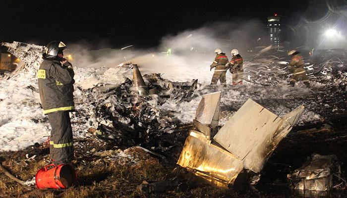 Казанский Boeing мог упасть из-за неполадок