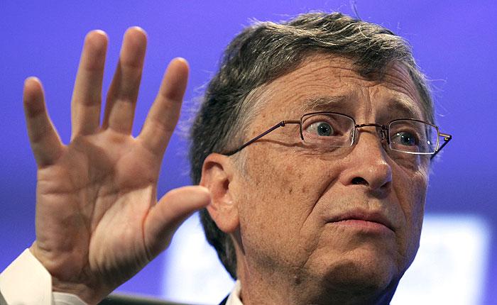 Билл Гейтс выбирает CEO Microsoft