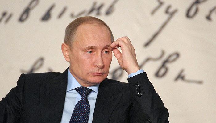 Путин поговорил с писателями