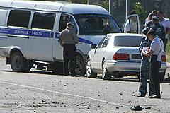 В Дагестане подорвался боевик