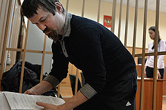 Удальцова и Развозжаева отдали прокурорам