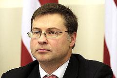 Латвийский премьер извинился и ушел