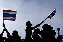 Таиландские несогласные выходят на периферию