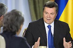 В США собирают подписи против Януковича