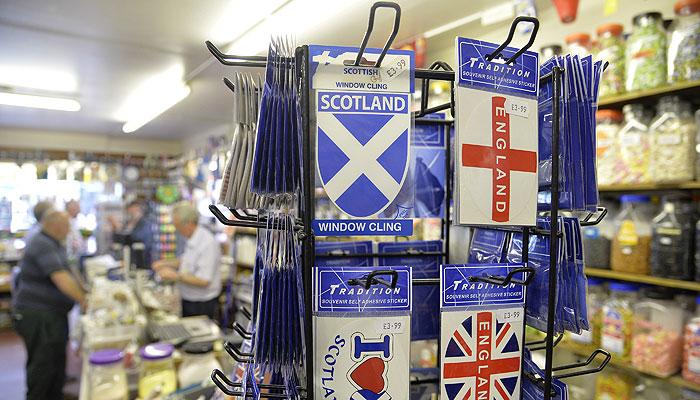 Шотландцам представили независимость