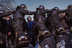 """В Киеве разогнали """"евромайдан"""""""