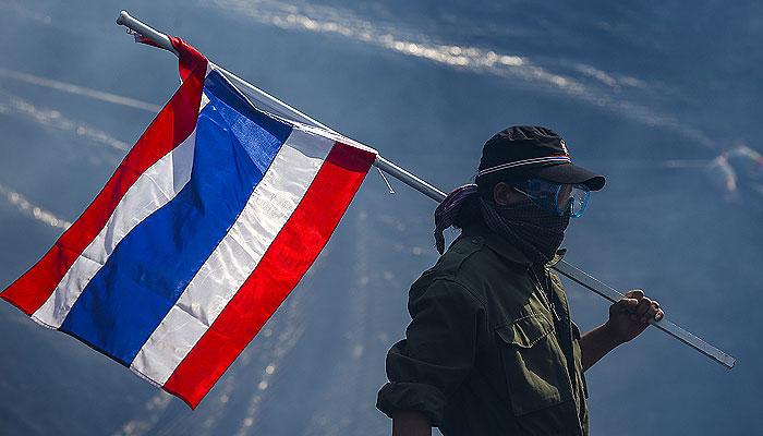 Бунт в столице Таиланда