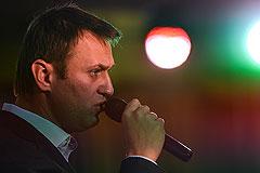 Навального допросили о беспорядках