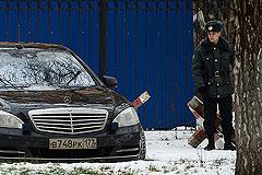 Сердюкова отпустили под подписку о невыезде
