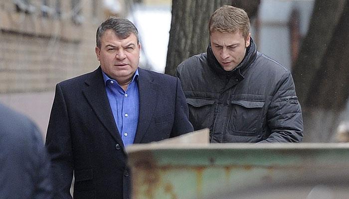 Сердюкова обвинят в пятницу