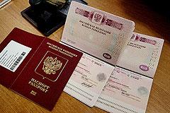 Украина намерена ввести визовый режим с Россией