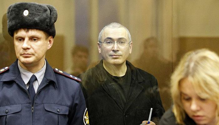 У Ходорковского появилось третье дело