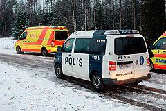 В Финляндии столкнулись полиция и фанаты