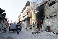 Дания и Норвегия могут вывезти химоружие из Сирии