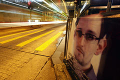 Guardian назвала Сноудена человеком года
