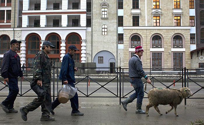 Ксенофобия в России растет