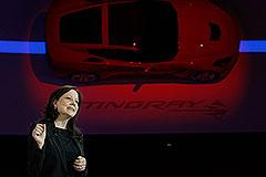 Автомобильную компанию впервые возглавит женщина