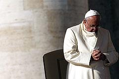 Папа римский стал человеком года