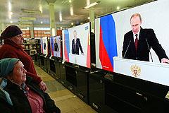"""Путин: """"То ли делается не так, то ли вообще не делается"""""""