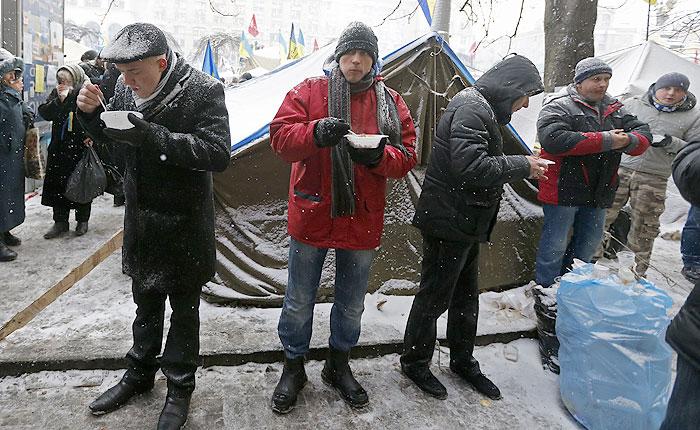 Европа защитит Украину от Москвы