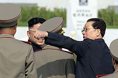 Ким Чен Ын казнил дядю