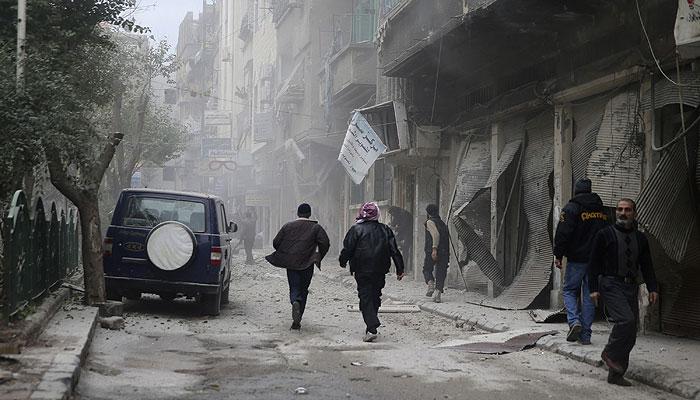 Сирия использовала химоружие пять раз