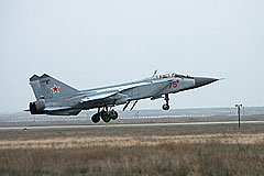 МиГ-31 разбился из-за отказа двигателя