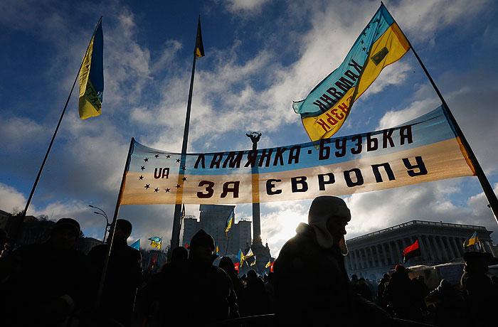 Мэр Киева отстранен от должности