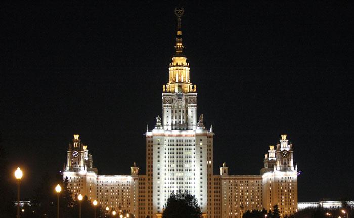 МГУ занял третье место в списке лучших вузов БРИКС