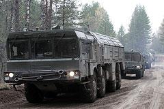 """Ракетные комплексы """"Искандер-М"""" развертываются на юге России"""