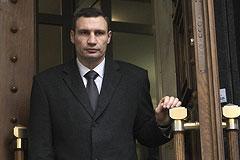 Виталий Кличко завершил спортивную карьеру