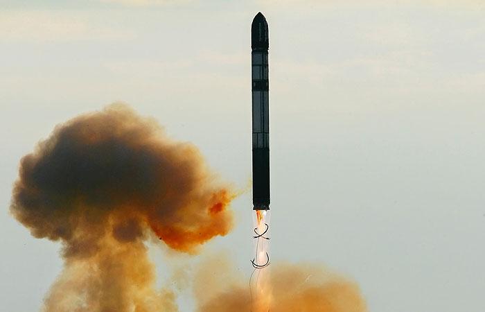 Российская армия получит новую межконтинентальную ракету к 2020 году