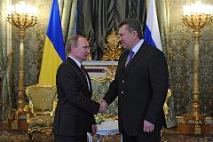 Россия даст Украине $15 млрд и снизит цену газа на треть