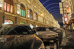 Мосгордума поддержала проведение референдума о парковках