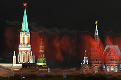 Президент утвердил мероприятия, разрешенные на Красной площади