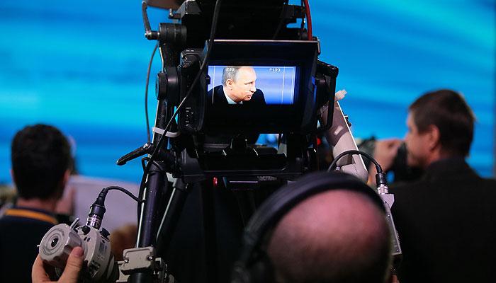 13 главных тем большой пресс-конференции Владимира Путина