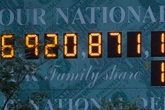 США достигнут потолка госдолга в феврале