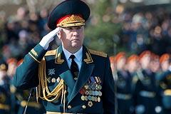 Бывший главком Сухопутных войск обвиняется во взяточничестве