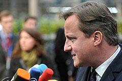 Премьер Великобритании не приедет на Олимпиаду в Сочи