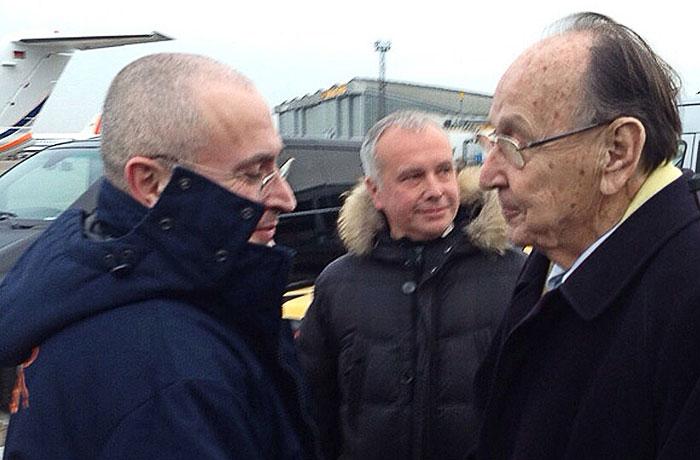 Ходорковский проведет пресс-конференцию 22 декабря