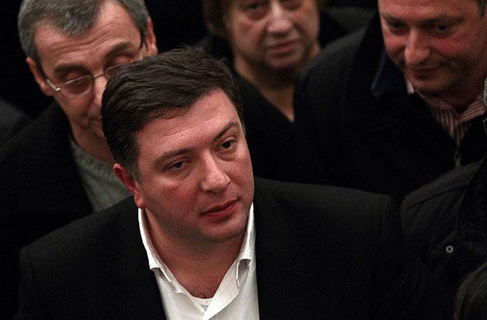 Суд временно отстранил от должности мэра Тбилиси