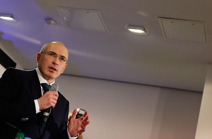 """Ходорковский намерен отдать """"долги российскому обществу"""""""