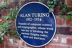 Елизавета II посмертно помиловала математика Алана Тьюринга