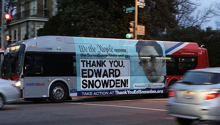 Сноуден объявил свою миссию выполненной