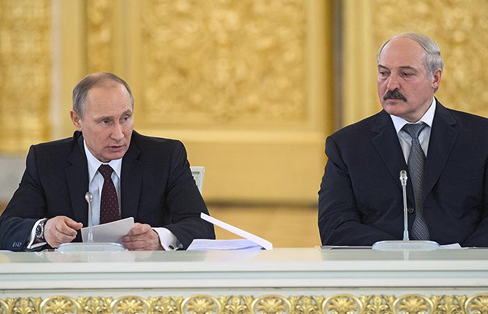 Россия предоставит Белоруссии заем в $2 млрд