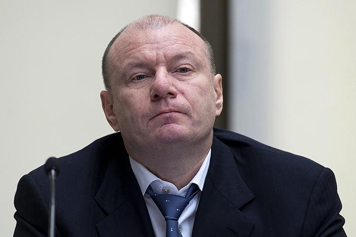 Владимир Потанин разводится с женой